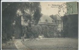 Maignelay-Montigny-Façade Du Château (Légèrement Cornée En Haut à Gauche,voir Scan)-(CPA) - Maignelay Montigny
