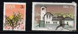 SWA 1981, Michel# O Postamt Lüderitz - South Africa (1961-...)