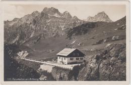 AK - RAUZHÜTTE Am Arlberg 1942 - Feldpost - Klösterle