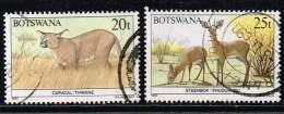 Botswana, Michel# O - Botswana (1966-...)