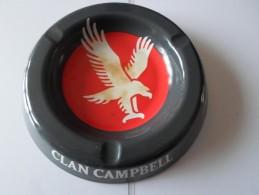 9   TRES JOLI CENDRIER CLAN CAMPBELL   *****    A   SAISIR   ****** - Métal