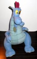 Peluche Dragon À Deux Têtes De Hercule Disney - Peluches