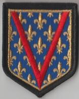 Insigne Tissus Patch Velcro De Bras Gendarmerie Agrée DGGN - Polizia