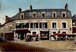 COUR CHEVERNY L HOTEL DES TROIS MARCHANDS - France