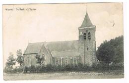 WORTEL. De Kerk - L'Eglise - Non Classés