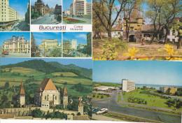 Romana Roumanie Roumania : Lot Of 31 Postcards (Namaja, Bacau, Bucuresti, Sibiu,...see Scans) - Roumanie