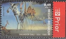 Belgique 2004 COB 3254 Neuf ** Cote (2016) 1.50 Euro La Tentation De Saint-Antoine Salvador Dali - Belgique