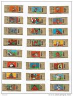 KAREL I  -  Série Complète Asterix - Bagues De Cigares