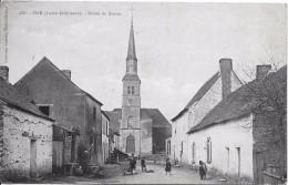 Issé - Route Du Buron - Other Municipalities