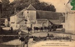 DPT 78 LES ALLUETS-LE-ROI Ferme De St Sylvestre-la-Gatine (Vue Intérieure) - Altri Comuni