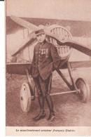 CPA LE SOUS-LIEUTENANT AVIATEUR FRANCAIS GUERIN - COMMANDANT LA SPA 88 - 23 VICTOIRES AERIENNES - Aviateurs