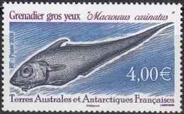 TAAF 2008 Yvert 505 Neuf ** Cote (2015) 16.00 Euro Grenadier Gros Yeux - Terres Australes Et Antarctiques Françaises (TAAF)