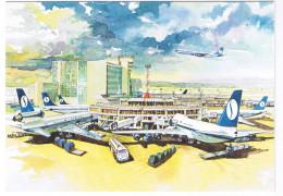 SABENA, BRUSSELS NATIONAL AIRPORT - 1946-....: Moderne