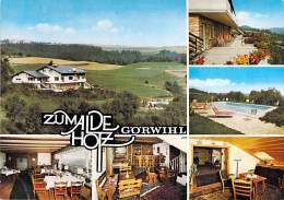 DEUTSCHLAND Allemagne Germany ( Bade Wurtenberg ) : ZUMALDE HOTZ GORWIHL - ALDE HOTZ - CPSM CPM GF - - Waldshut-Tiengen