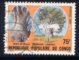 CONGO - 648° - ARBRE DE BRAZZA - Congo - Brazzaville