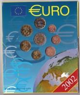 SERIE DIVISIONALE IRLANDA - IRELAND - EURO - ANNO 2000 - 1999 - 2002 - - Irlanda