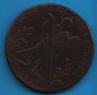 LOTHIAN EDINBURGH 1791 HALFPENNY  PAYABLE AT THE WAREHOUSE OF THO & ALKS HUTCHISON - Professionnels/De Société