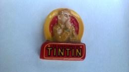 4 Fèves: Les Aventures De Tintin Année 2011 - Thorin The Hobbit - Edma Les Simpsons - Kitty  Le Chat Potté - Personen