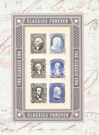 U.S.  CLASSIC  FOREVER  **  STAMPS  ON  STAMPS - United States