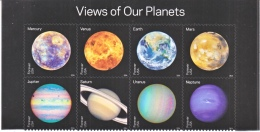U.S.  THE  PLANETS    **