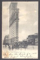 Carte Postale Etats-Unis New York The Times Building 1906 - Manhattan