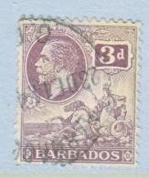 BARBADOS  121   (o) - Barbados (...-1966)