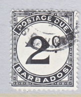 BARBADOS  J 8   (o)  Wmk.  314 - Barbados (...-1966)