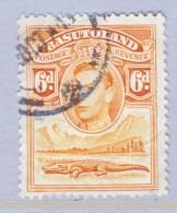 BASUTOLAND   24   (o) - Basutoland (1933-1966)