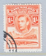BASUTOLAND   25   (o) - Basutoland (1933-1966)