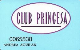 Casino Princesa - Casino Day Cruise From Miami-Bayside, FL - Slot Card - Casino Cards