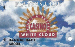 Casino White Cloud - White Cloud, KS - Slot Card - Casino Cards