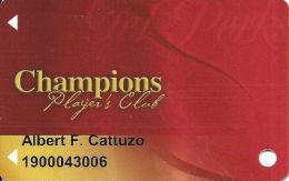 Cimarron Casino Perkins, OK Slot Card - Narrow Mag Stripe - Casino Cards