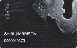 Cosmopolitan Casino Las Vegas, NV - Slot Card - 3 Lines Text In Reverse Paragraph - Casino Cards