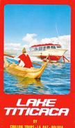 Lake Titicaca By Crillon Tours - Hydrofoils - La Paz - Bolivia - Bolivie