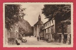 Moresnet - Vers La Chapelle N-D- Café Sankt Antonius -Bières Malmedy, Oldtimer - 19?5 ( Voir Verso ) - Plombières