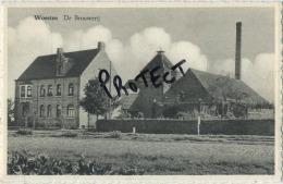 Woesten : De Brouwerij - Brasserie - Belgique