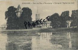 Enghien :  Parc Du Duc D'Arenberg     ( Ecrit Avec Timbre ) - Enghien - Edingen