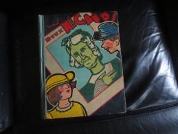 DEUX NIGAUDS - ILLUSTR. TOUCHET - COMTESSE DE SEGUR - 1936 - Libri, Riviste, Fumetti