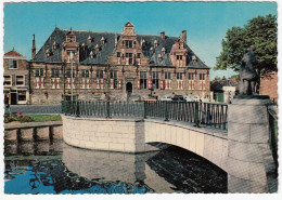 Middelburg: MESSERSCHMITT KABINENROLLER, 3x VW 1200 KÄFER/COX, OLDTIMER AUSTIN - V/m Militair Hospitaal - (Holland) - PKW