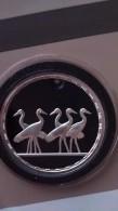 "EGYPTO 5 LIBRAS PLATA 999ml 1994  PROOF ""FIVE BIRDS   ""  22,5g   Km# 785 - Egipto"