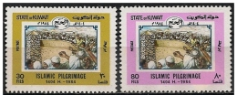 Kuwait: Lapidazione Del Diavolo, Lapidation Du Diable, Stoning Of The Devil - Islam