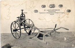 Jh Laclaverie - Propriétaire - Constructeur Et Entrepreneur De Battages A La Vapeur - PALAT (88531) - Non Classificati