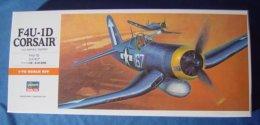 F4U-1D Corsair U.S. Navy/M.C. Fighter 1/72 ( Hasegawa ) - Airplanes