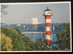 LEUCHTTURM WITENBERGEN AM ELBUFER HAMBURG - Lighthouses