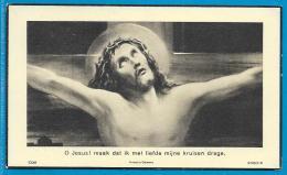 Bidprentje Van (oorlogslachtoffer) Edouard De Visscher - Ledeberg - Gross-Rozen - 1890 - 1944 - Images Religieuses