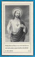 Bidprentje Van (oorlogslachtoffer) Leo Van Molle - Assche - Gross-Rosen - 1888 - 1944 - Images Religieuses
