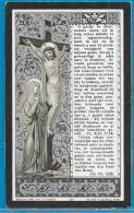Bidprentje Van Monica-Mathea Nyckees - Brugge - 1820 - 1896 - Images Religieuses