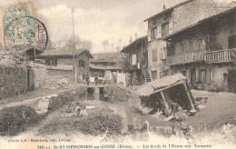 SAINT SYMPHORIEN COISE RHONE BORDS ORZON TANNERIES - Saint-Symphorien-sur-Coise