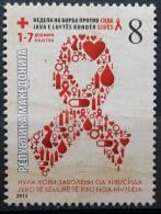 Macedonia, 2013, Mi: ZZ167, Red Cross, (MNH) - Macedonia