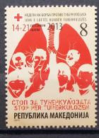 Macedonia, 2013, Mi: ZZ166, Red Cross, (MNH) - Macedonia